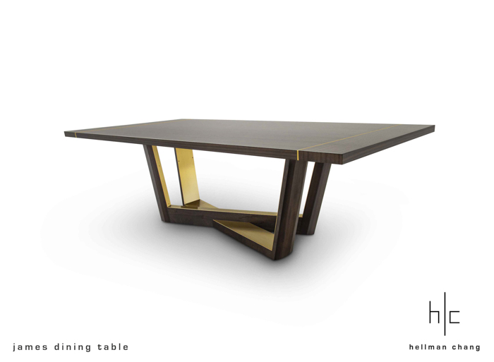 James Dining Table