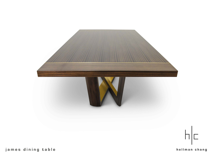 James Dining Table. 1 ...